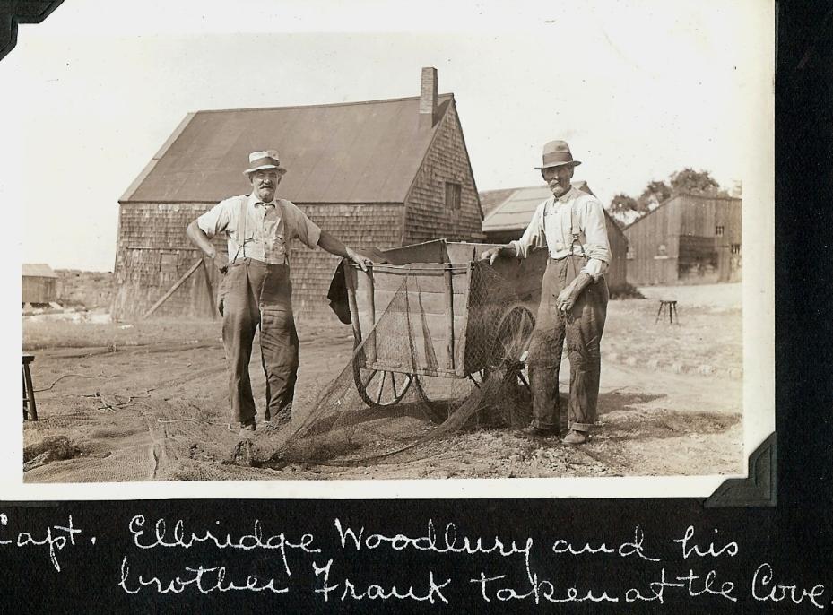 elbridge and frank woodbury