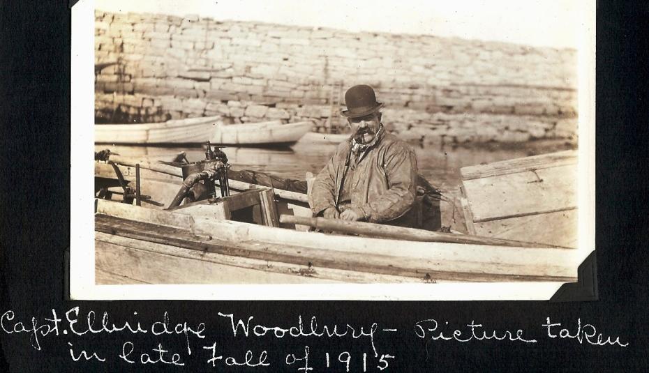 elbridge woodbury