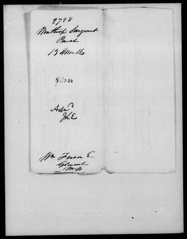 fold3 page_3 winthrop sargent revolutionary war pension and bountyland warrant application files-1