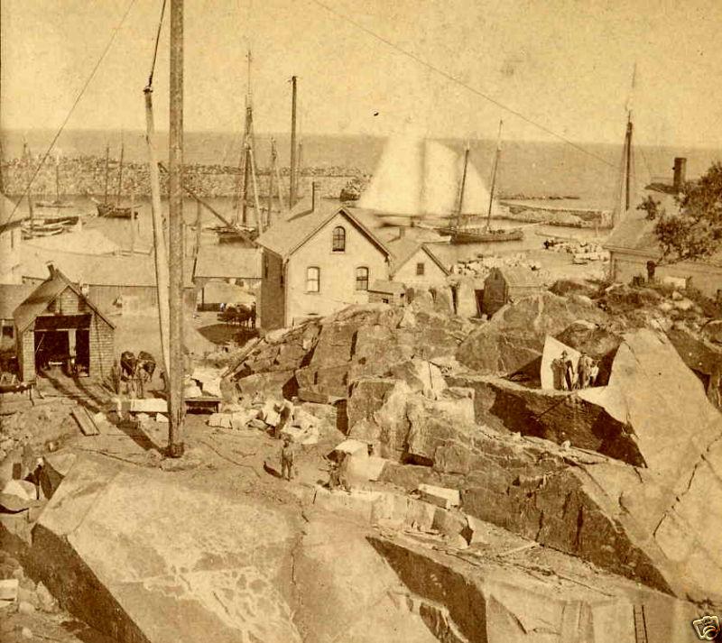 granite wharf