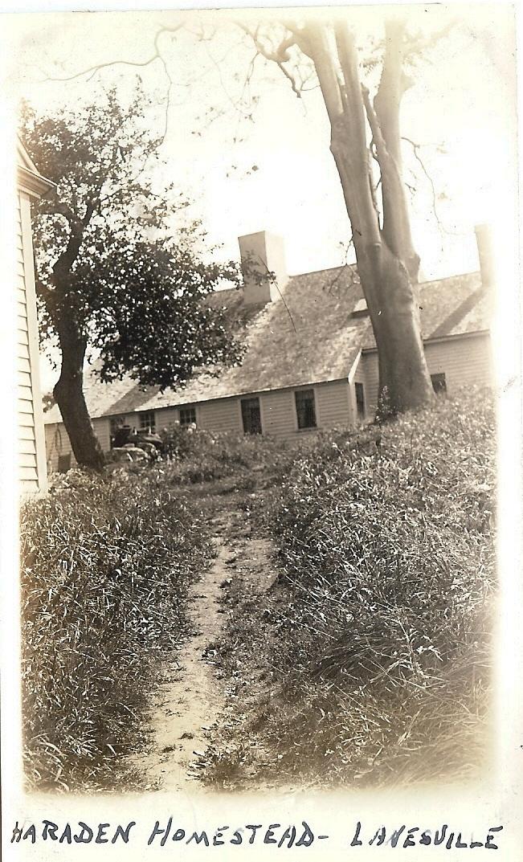 haraden house