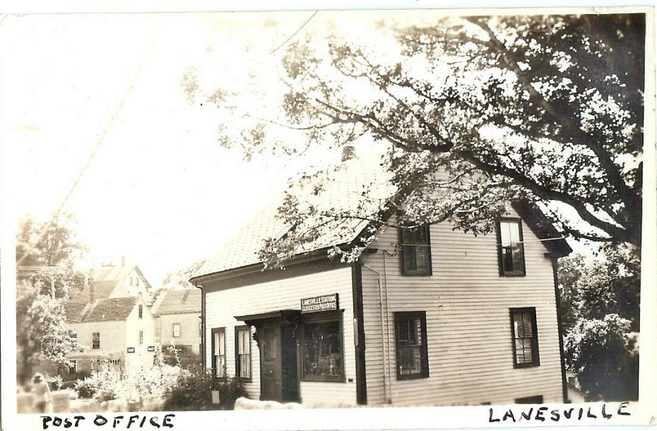 lanesville post office