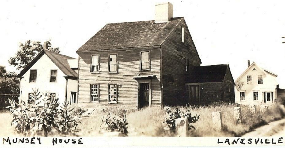 munsey house