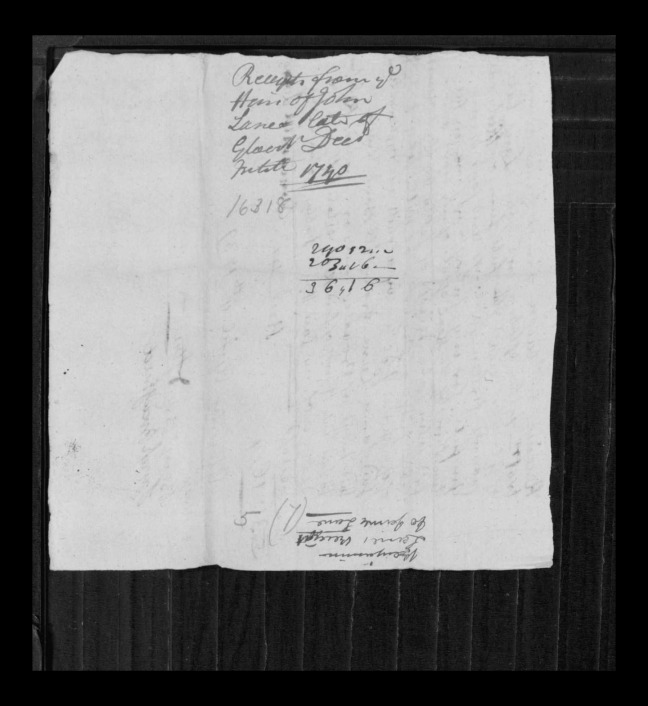 pg 14 john lane 16318 essex county, ma, probate file papers 1738