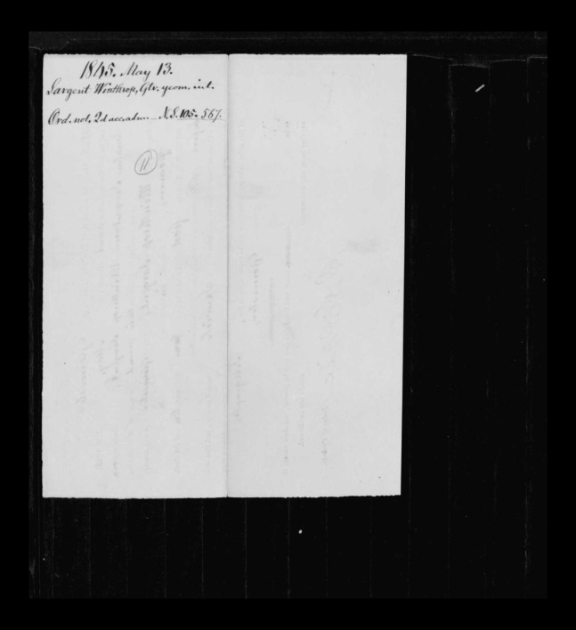 pg 3 winthrop sargent essex county, ma, 24714 probate file papers 1839