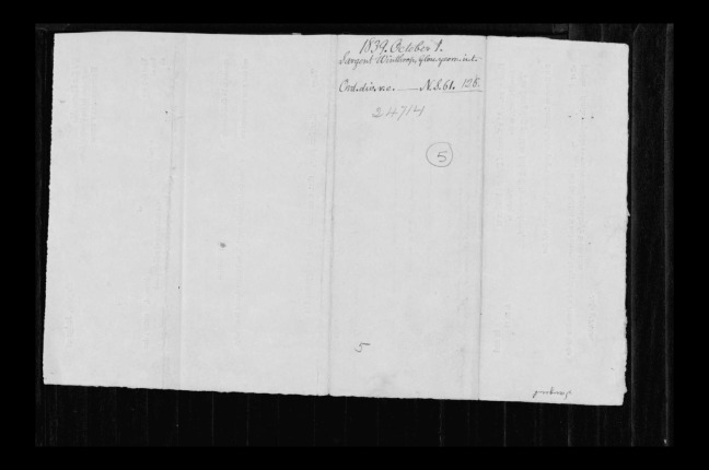 pg 36 winthrop sargent essex county, ma, 24714 probate file papers 1839