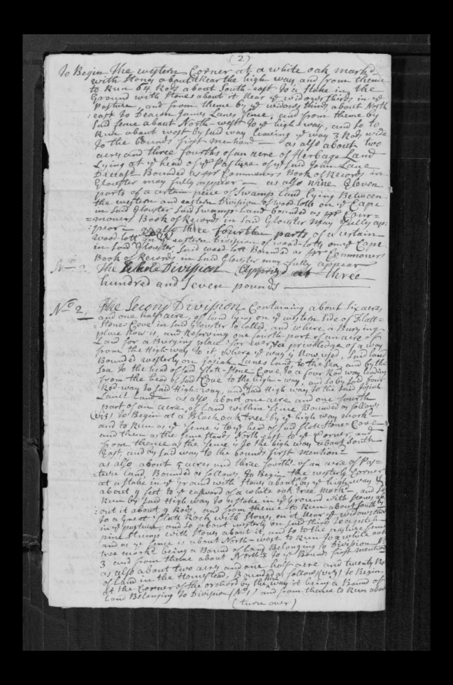 pg 47 john lane 16318 essex county, ma, probate file papers 1738