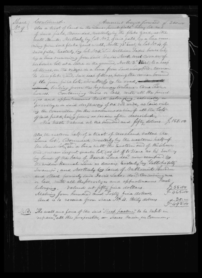 pg 50 winthrop sargent essex county, ma, 24714 probate file papers 1839