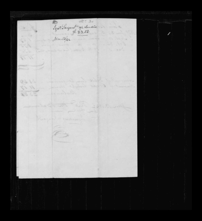 pg 7 winthrop sargent essex county, ma, 24714 probate file papers 1839
