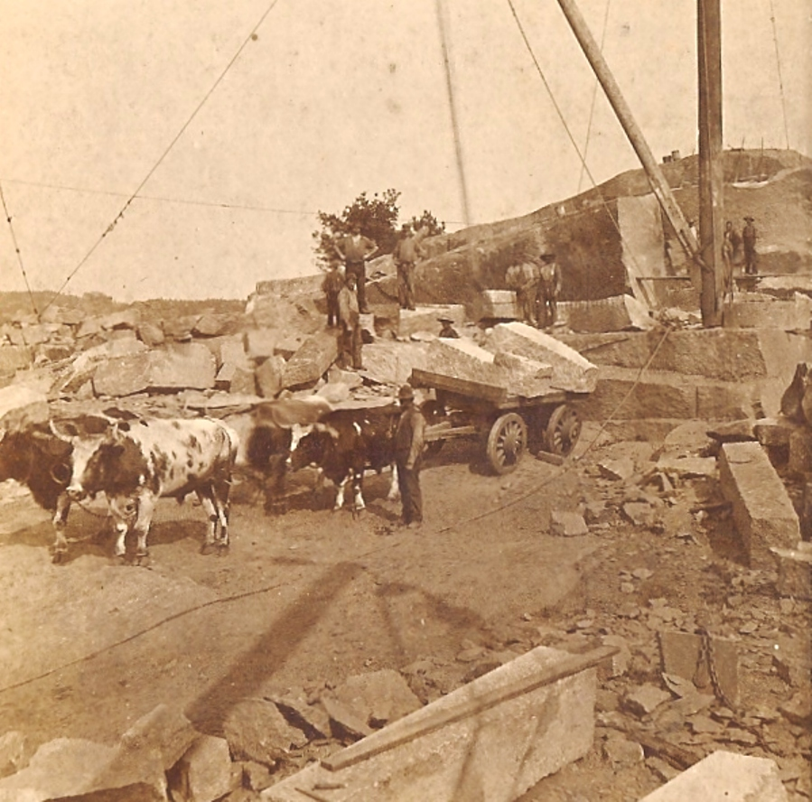 quarrying 2
