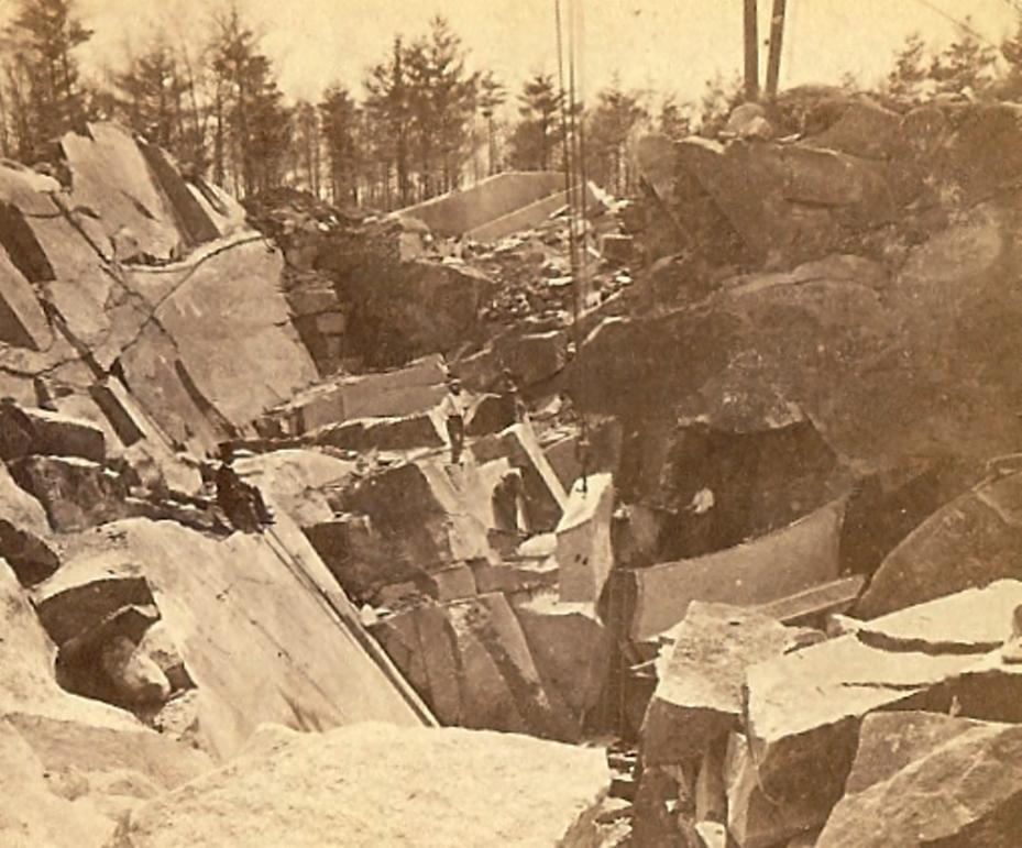 quarrying 3
