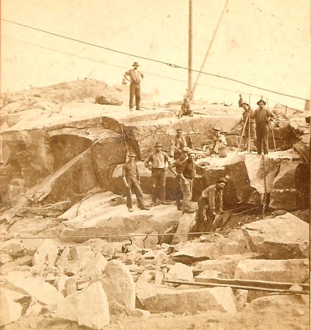 quarrying 5