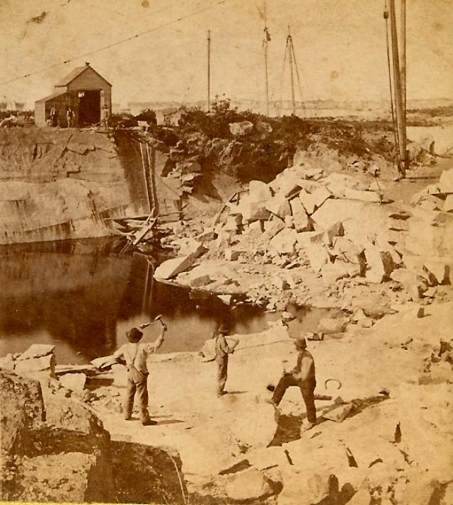 quarrying 6